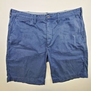 Men's Ralph Lauren Polo Relaxed Fit Navy Shorts Si
